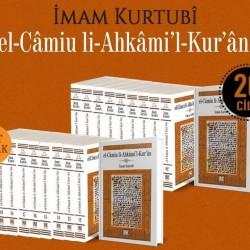 (20 Kitap Takım) Kurtubi Tefsiri-El Camiul Ahkamul Kur'an