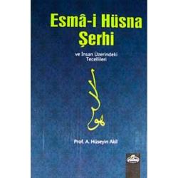 Esma-i Hüsna Şerhi ve İnsan Üzerindeki Tecellileri